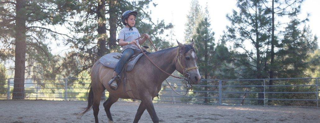 Ranch 18 - Horserider (P)