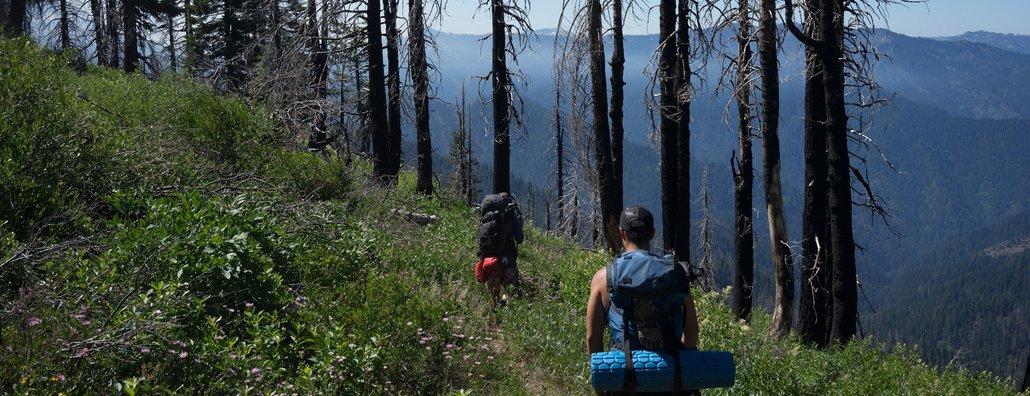 Wilderness Ascent 18 - Diagonal Nature