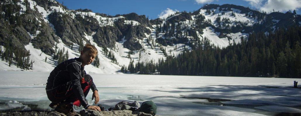 Wilderness Ascent 18 - Frozen Lake