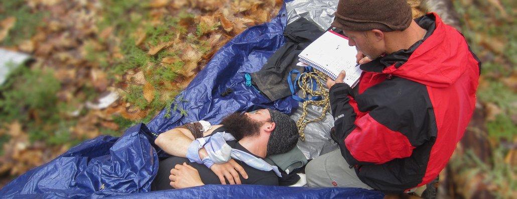Wilderness First Aid - slider