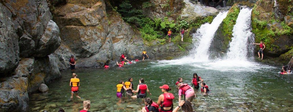 High Adventure 14 - waterfalls