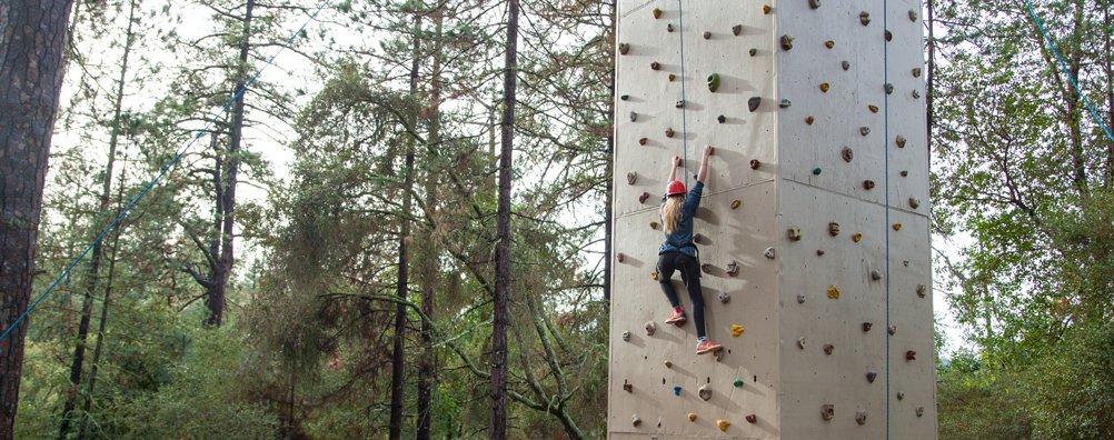 FF14 - Climbing Wall