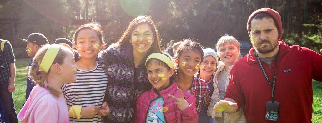 JGA18 - Campers + Counselors Smiles