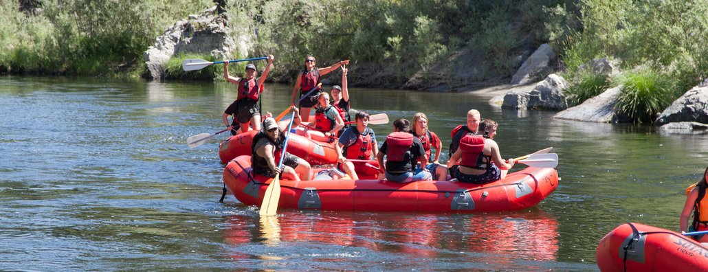 KC Summit - Rafting