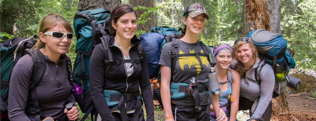 Wilderness Ascent - Girls Backpacking