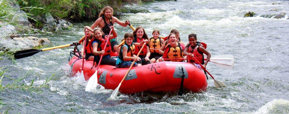 Timb Classic - Whitewater Rafting