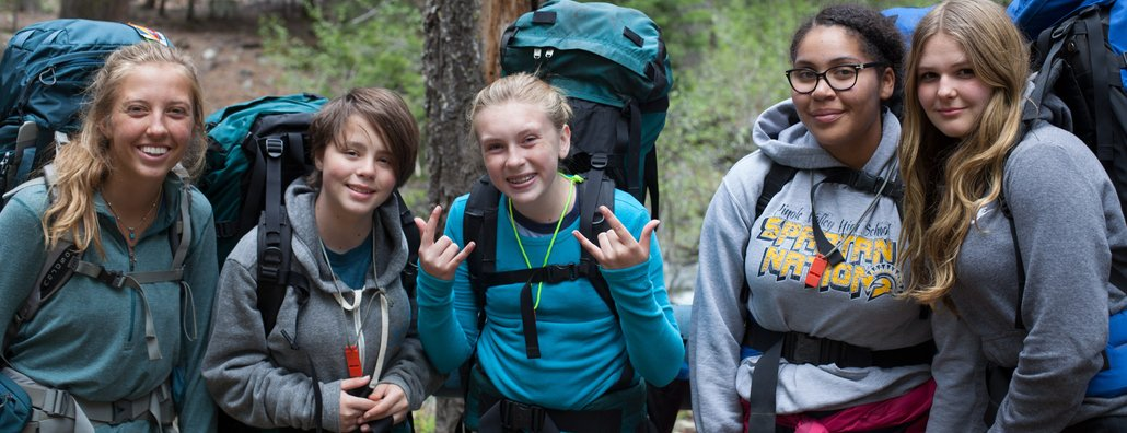 Wilderness Ascent 18 - Backpacker Smiles
