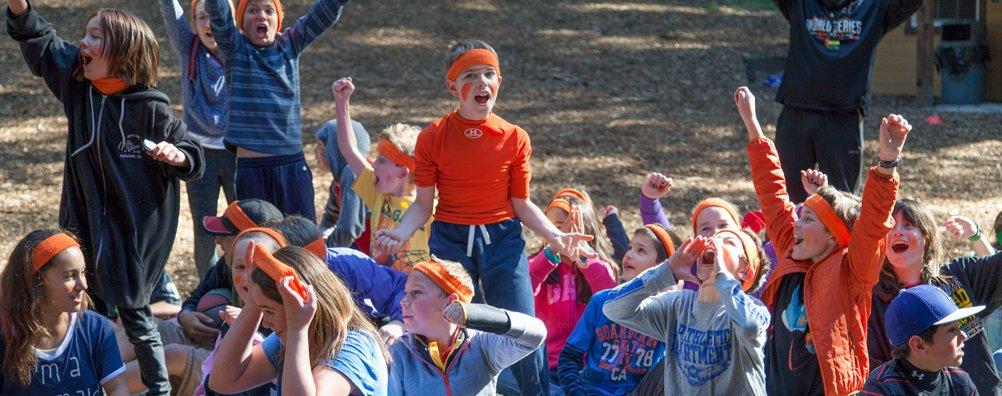 JGA16 - Kids Cheering