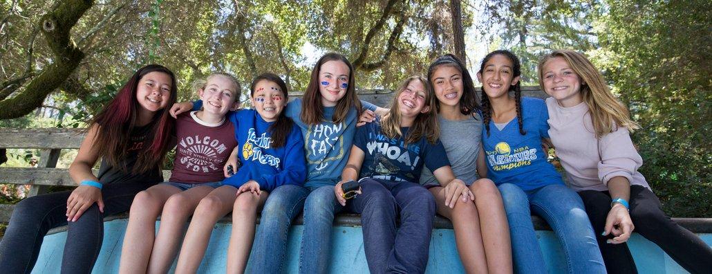 Pl18-Girls Sitting on Ramp (JH)