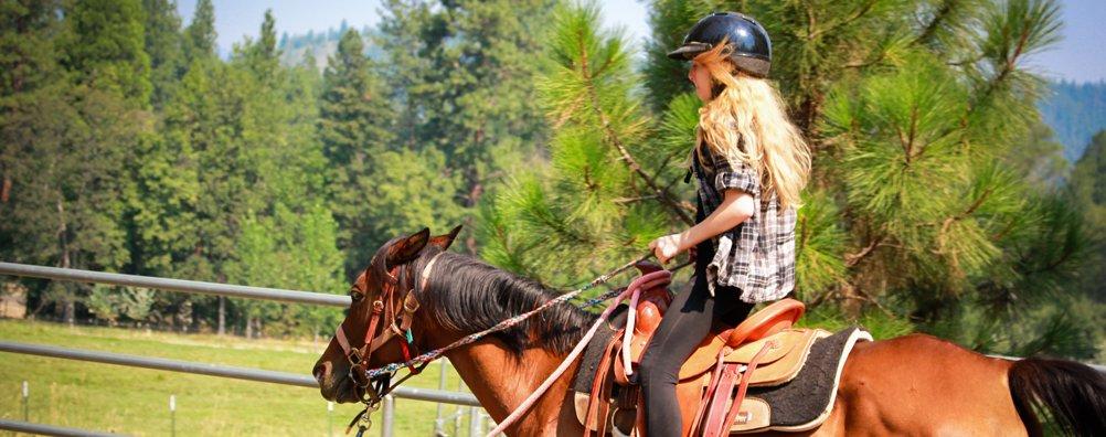 Ranch 16 - Horse Rider