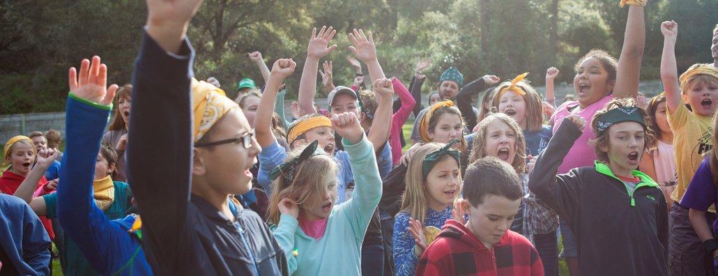 JGA17 - More Kids Cheering