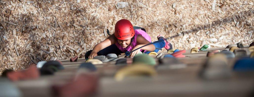 JGA17 - Rock Climbing