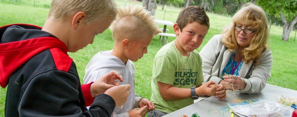 KC Day Camp - crafts