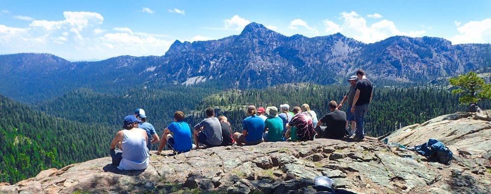 Wilderness Ascent 16 - Vista Group