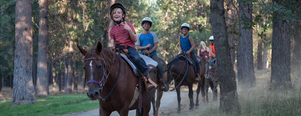 Ranch 18 - Boys on Horses (P)