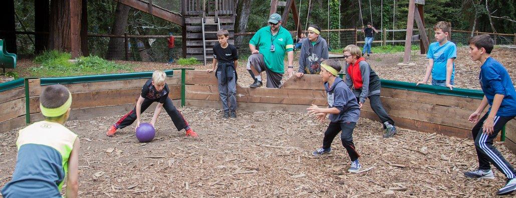 JGA18 - Playground Game