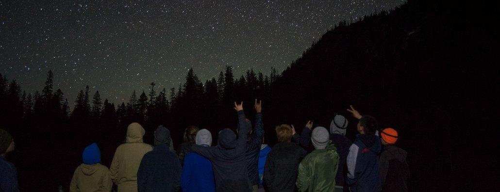 Wilderness Ascent 18 - Star Gazing