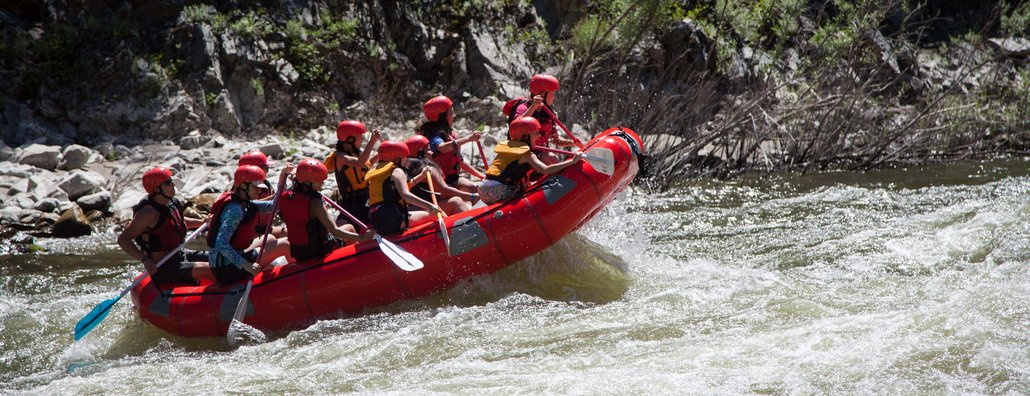 Timb HA 18 - Rafting