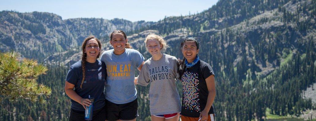 Wilderness Ascent 18 - Mountain Smiles