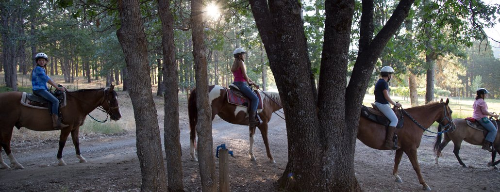 Ranch 18 - Riding near Trees (JH)