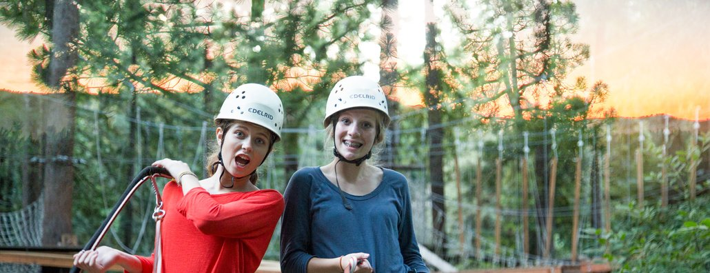 Echo 2016 - Girls Ropes Course