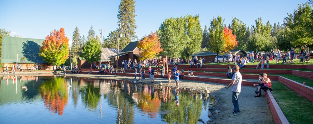KC Fall Festival 2015 - Pond