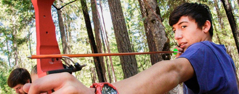 Timb High Adventure 16 - Archery