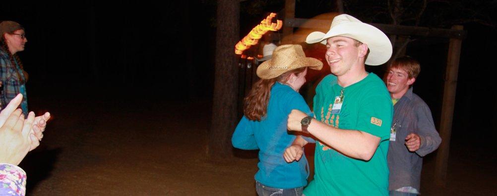Ranch 16 - Dancing
