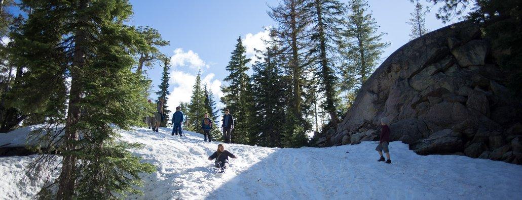 Wilderness Ascent 18 - Snow