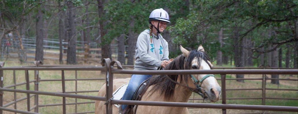 WIT18-Horserider Smile
