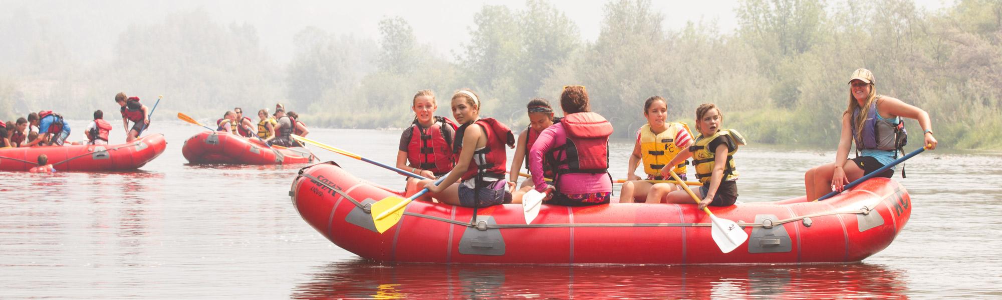 Kidder Creek Kayaking