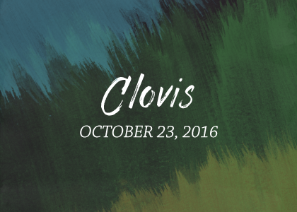 Clovis October 23