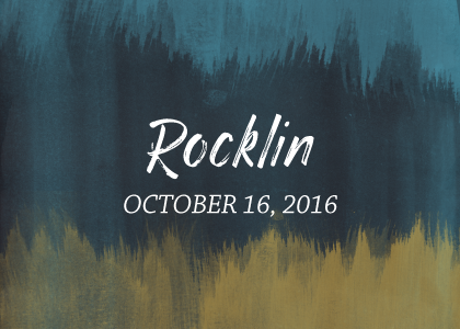 Rocklin October 16