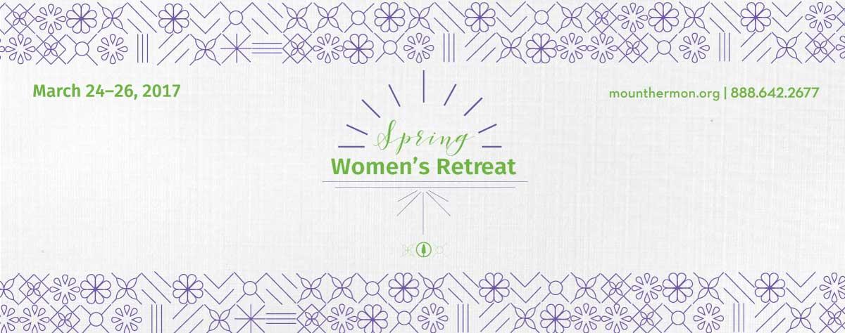 Spring Women's Retreat - FB Event
