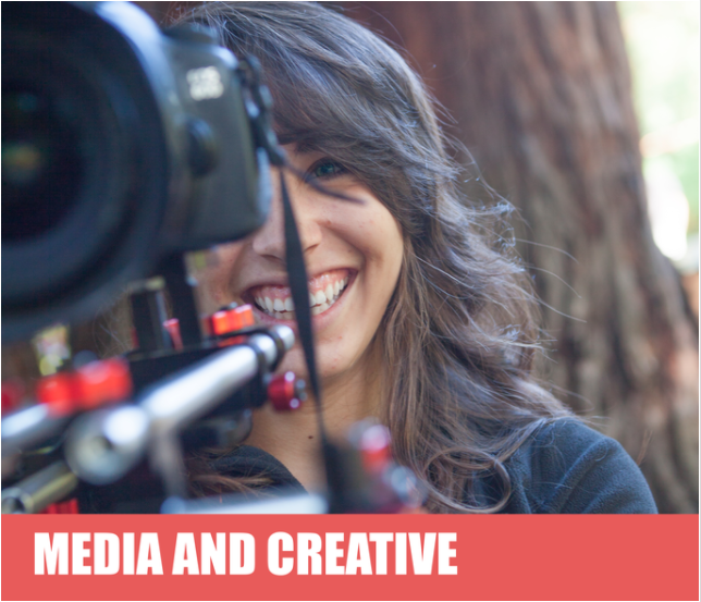 Media and Creative Positions