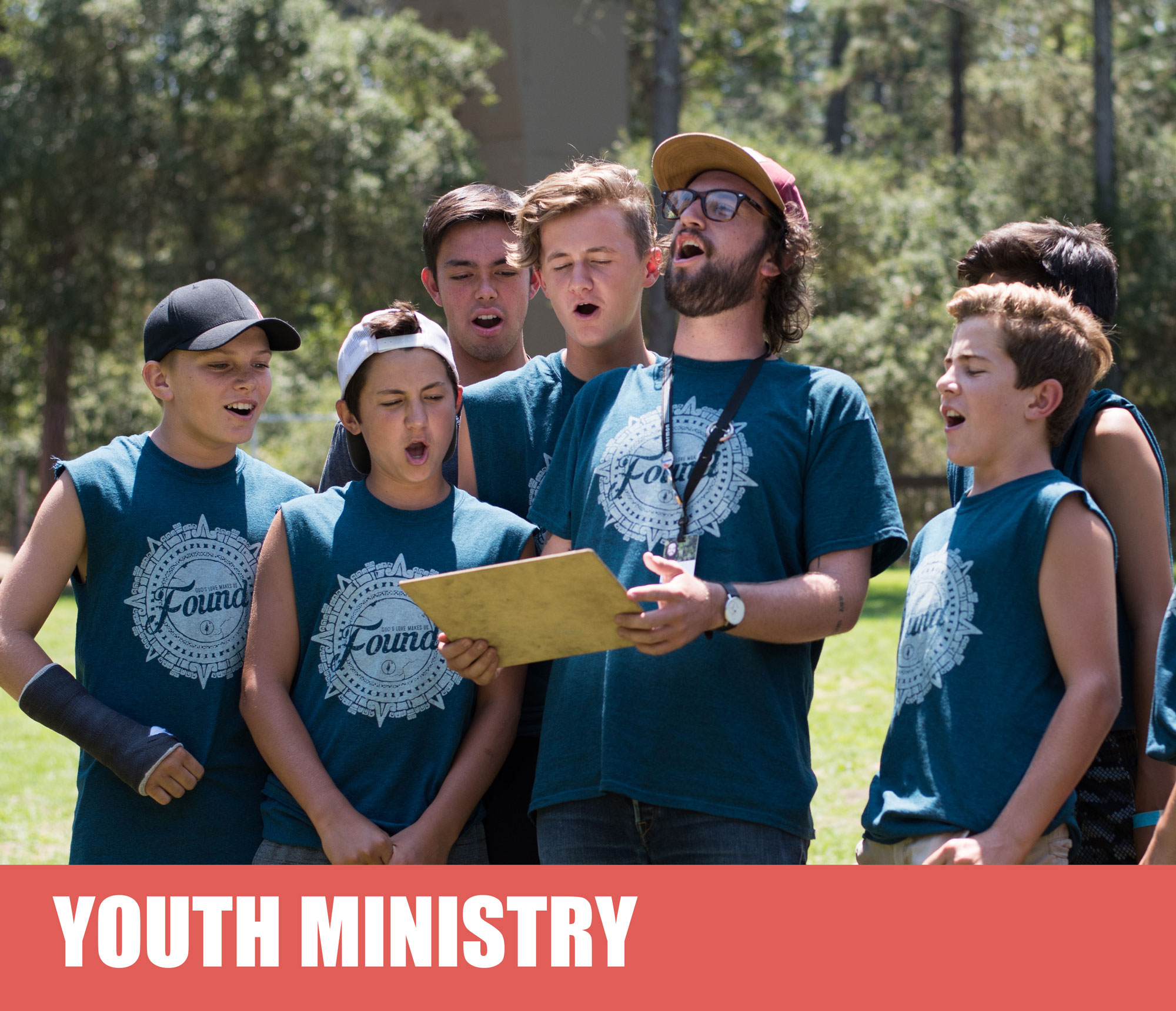 Youth Ministry Positions