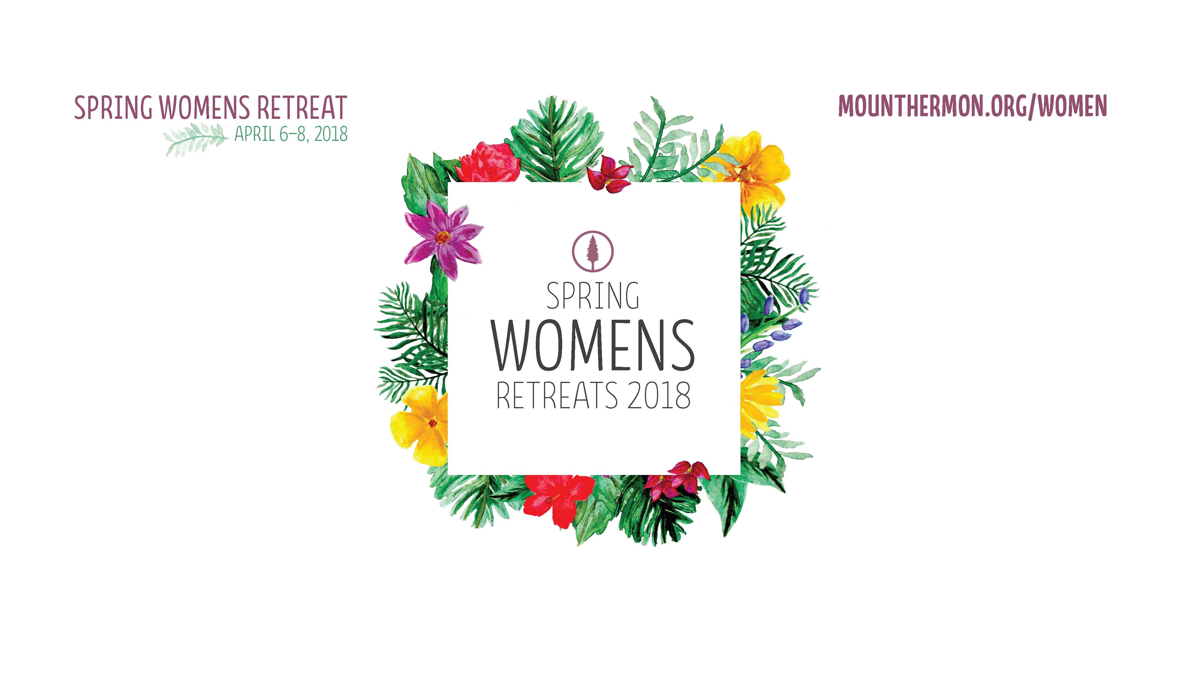 Women's Retreats 2018 Slide