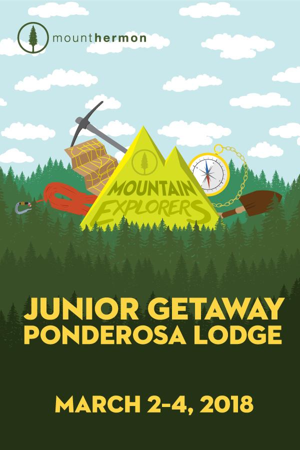Junior Getaway Poster (March 2-4)