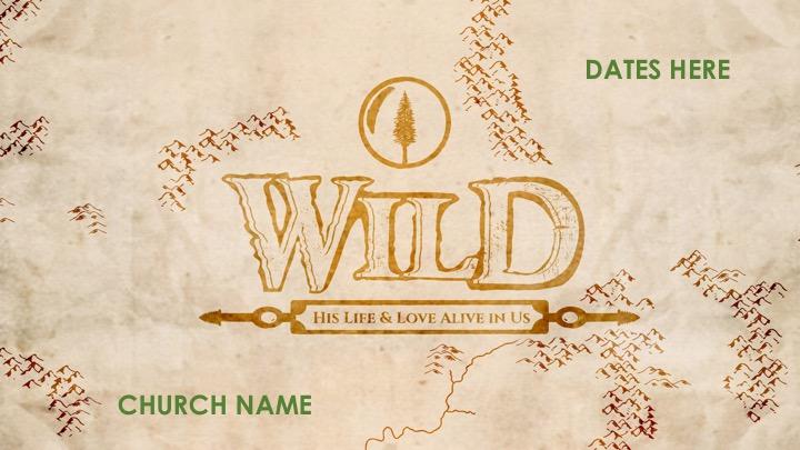 Wild Powerpoint Slide