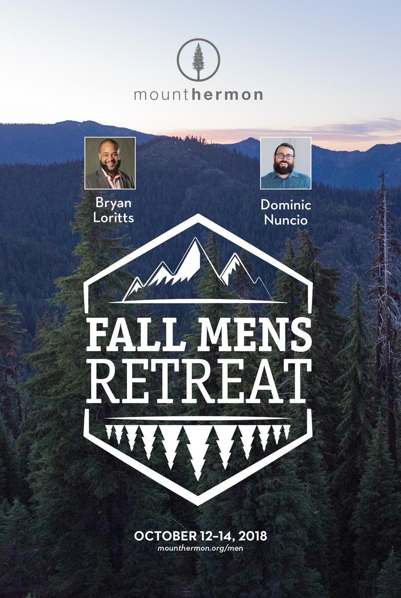 Fall Men's Retreat 2018 Bulletin Insert