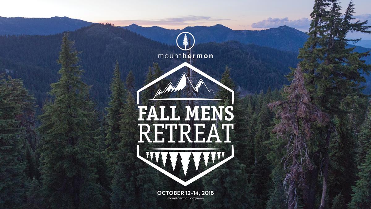 Fall Men's Retreat 2018 - Slide 1