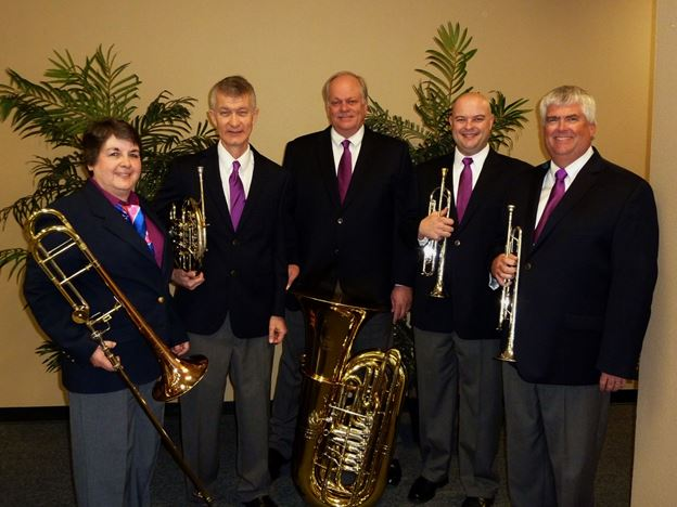 The Messiah Brass Photo
