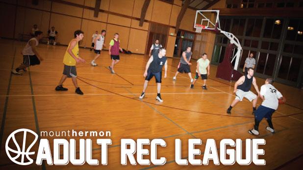 Adult Basketball League. Season 3: Spring 2012