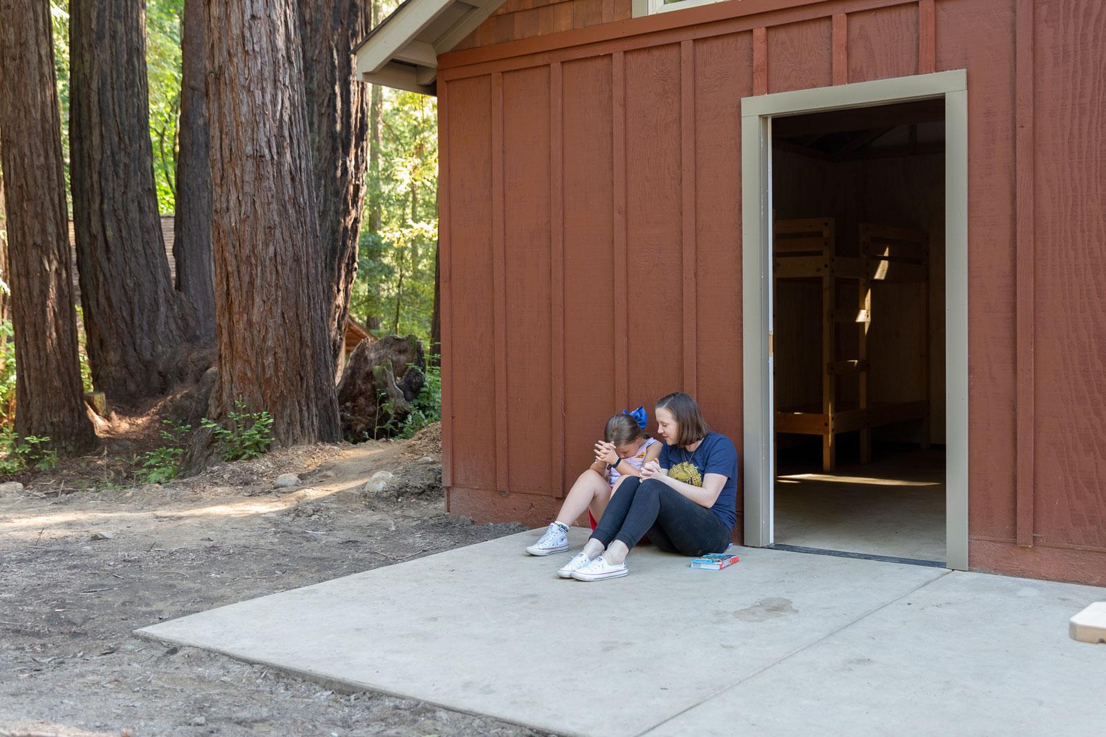 Redwood Camp devotions