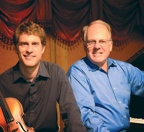 , David Talbott & Alex Russell